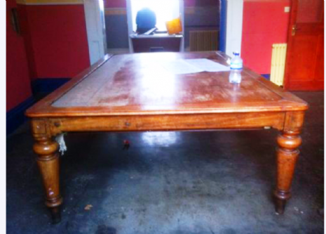 9ft Rollover Snooker Dining Table